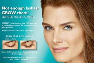 Despite suffering from hypotrichosis, Brooke Shields beat the odds and went on to become a super model.